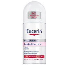 Антиперспирант роликовый для гиперчувствительной кожи ТМ Эуцерин/Eucerin 50 мл