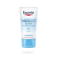 Насыщенный увлажняющий дневной крем AquaPorin Active для сухой и чувствительной кожи ТМ Эуцерин/Eucerin 50 мл
