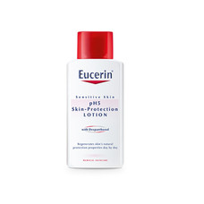Очищающий лосьон для восстановления и защиты чувствительной кожи тела рН5 ТМ Эуцерин/Eucerin 200 мл