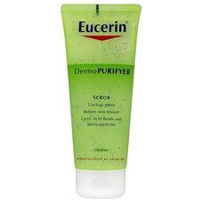 Скраб для умывания для проблемной кожи ТМ Эуцерин/Eucerin 100 мл