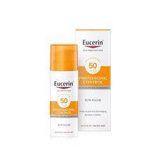 Солнцезащитный антивозрастной флюид с SPF 50 ТМ Эуцерин/Eucerin 50 мл