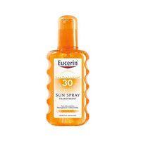 Солнцезащитный прозрачный спрей SPF-30 ТМ Эуцерин/Eucerin 200 мл