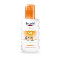 Солнцезащитный спрей для детей SPF-50 ТМ Эуцерин/Eucerin 200 мл
