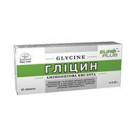 Глицин таблетки  №40 по 250 мг - Фото