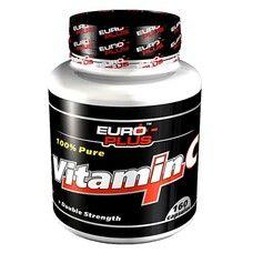 Витамин С+ ТМ Евро Плюс / Euro Plus капсулы №160