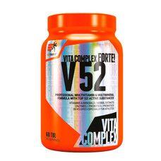 Витамины V 52 Vita Complex Forte (52 активних ингредиента) 60 таблеток - Фото