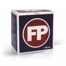 Пластырь бактерицидный на полимерной основе эластичный FP Family Plast 19х72мм №300