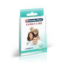 Набор бактерицидных пластырей FP Family Plast FAMILY CARE № 20