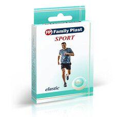 Набор бактерицидных пластырей FP Family Plast Sport №15