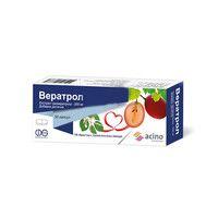 Вератрол капсулы 200 мг №30