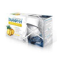 Фиточай для похудения Тайфун со вкусом ананаса фильтр-пакеты 2г №30 - Фото