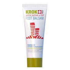 Бальзам для ног Крок Мед / Krok Med Анти Запах и Пот 75мл