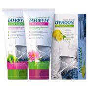 Набор для похудения Тайфун №4 (Чай Лимон+Крем+Сыворотка) - Фото