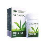 Чай зеленый капсулы fito №40 - Фото