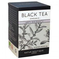 Черный чай органический Natur Boutique №20