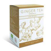 Чай зелений органічний з імбиром №20 - Фото