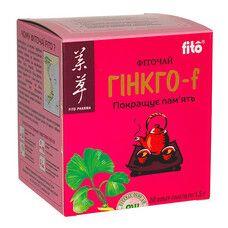 Гинкго фиточай fito 1.5г №20