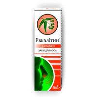 Эвкалитин цикламен спрей назальный 10 мл