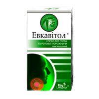 Эвкавитол смягчающий спрей для горла и ротовой полости 30 мл - Фото