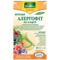 Фиточай Алергофит от аллергии Dr.Fito в пакетиках 20*1,5 г