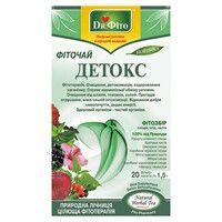 Фиточай Детокс Dr.Fito в пакетиках 20*1,5 г - Фото