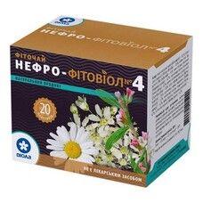Фитовиол фиточай №4 Нефро-Фитовиол 1,5 г №20