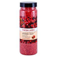 Fresh Juice средство для ванн Вишня и Гранат 450 г