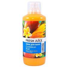 Fresh Juice пена для ванн Caribbean Fruit 1000 мл