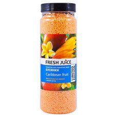 Fresh Juice средство для ванн Caribbean Fruit 450 г