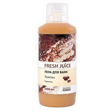 Fresh Juice пена для ванн Тирамису 1000 мл