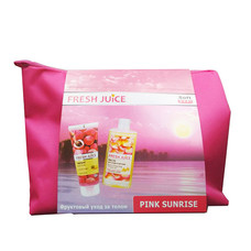 """FJ Косметичний набір """"Pink Sunrise"""" - Фото"""