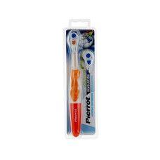 Зубна щітка електрична Pierrot Revolution середньої жорсткості - Фото