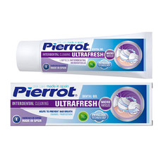Зубний гель Суперсвіжість Pierrot 75 мл - Фото