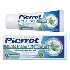 Зубна паста для захисту ясен Алое Вера Pierrot 30 мл  - Фото