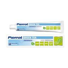 Зубна паста з Зеленим чаєм Pierrot 75 мл  - Фото