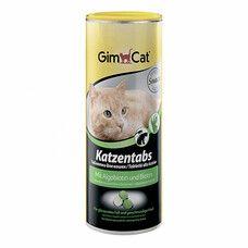 Витамины для кошек GimCat Алгобиотин и биотин 710 шт - Фото