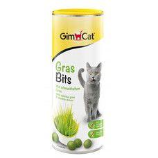 Витамины Gimborn GrasBits с травой для кошек 710 таблеток - Фото