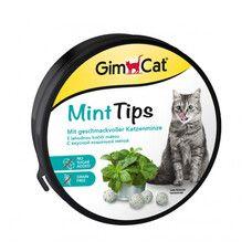 Витамины Gimborn Cat-Mintips лакомство с кошачьей мятой 330 таблеток - Фото