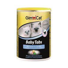 Витамины Gimborn Baby-Tabs для укрепления иммунитета и здорового развития котят 240 таблеток - Фото