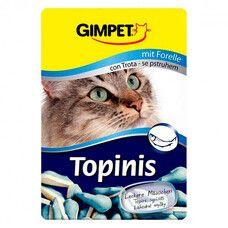 TOPINIS форель для улучшения обмена веществ микрофлоры кишечника 180табл/220 г - Фото