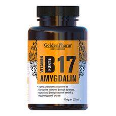 Витамин В17 Amygdalin Forte капсулы №60  - Фото