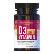 Вітамін D3 2500 МО 150 мг капсули №90 - Фото