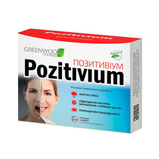Позитивиум капсулы 400 мг №30  - Фото