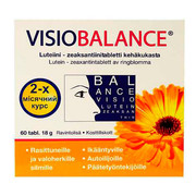 Визиобаланс комплекс для поддержки зрения N60 - Фото