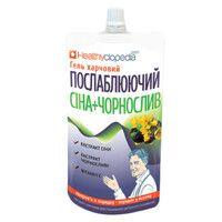 Healthyclopedia Гель пищевой Сенна+Чернослив 120 мл - Фото
