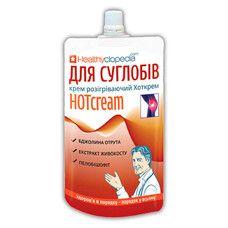 Healthyclopedia Крем  для суставов HOTcream 100 мл - Фото