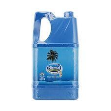 Кокосовое масло пищевое KLF Nirmal 2л