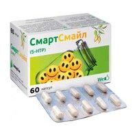 СмартСмайл 5-НТР капсулы 100 мг № 60