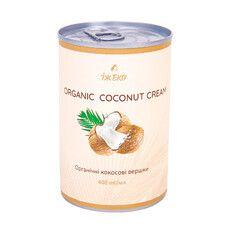 Органические кокосовые сливки 22% ТМ ЇЖЕКО 400 мл
