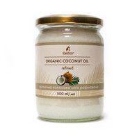 Органическое кокосовое масло рафинированное ТМ ЇЖЕКО 500 мл